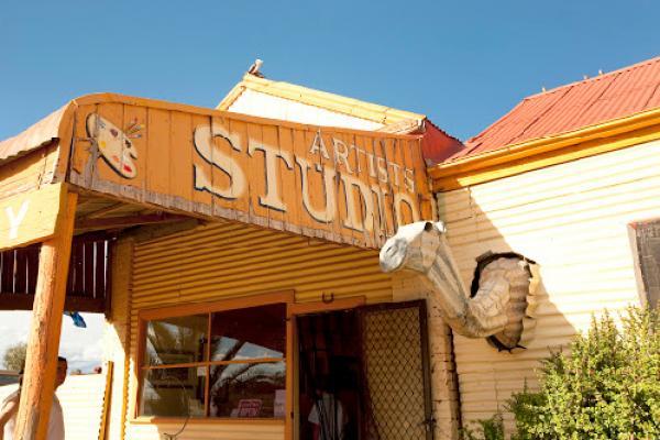 Albert Woodroffe - The Horizon Gallery - Experience Broken Hill