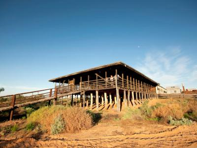 Kinchega Woolshed - Experience Broken Hill with Away Tours