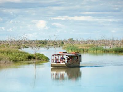 River Lady Cruises Menindee - Experience Broken Hill with Away Tours