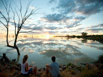 Menindee Lakes - Experience Broken Hill with Away Tours