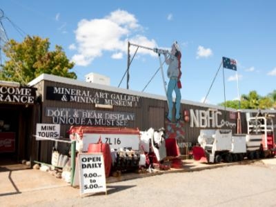 White's Mineral Art and Living Mining Museum - Experience Broken Hill