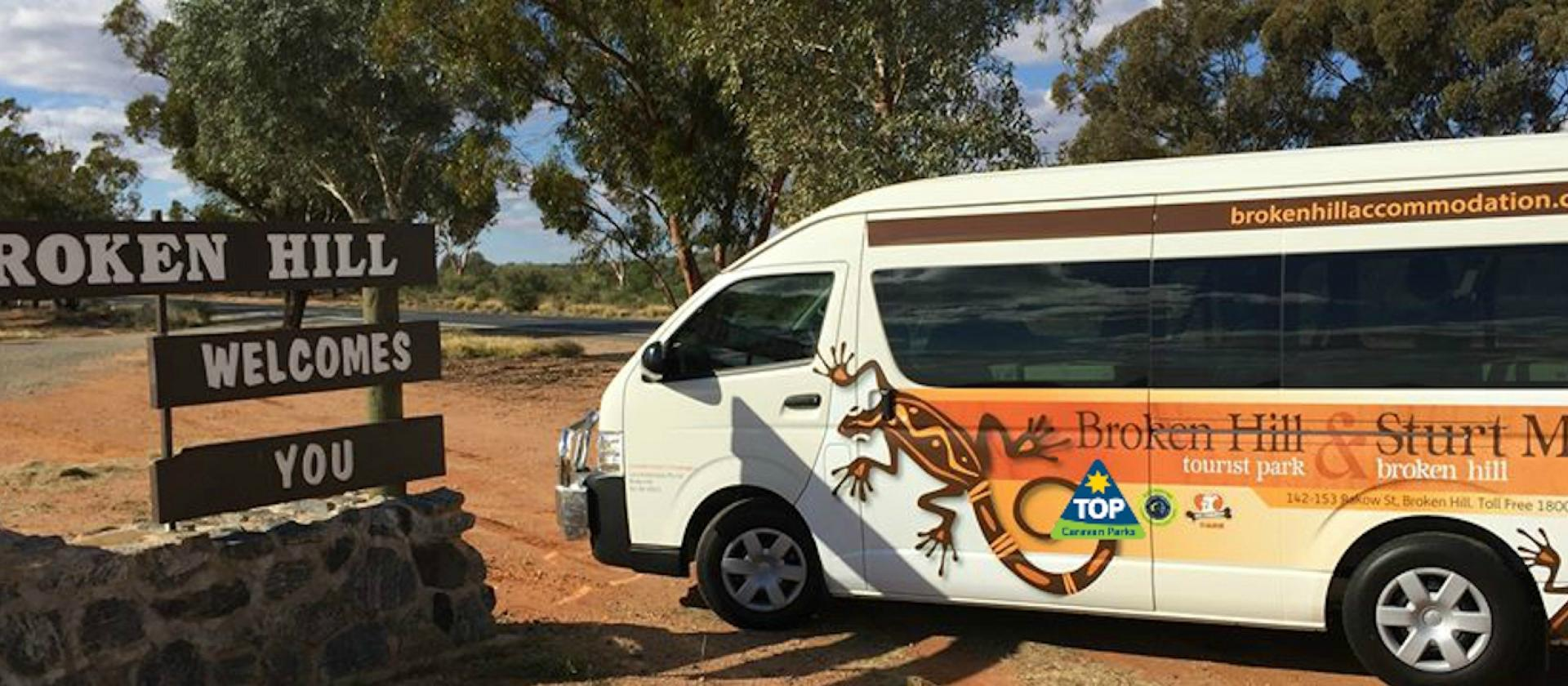 Experience Broken Hill like a local with Away Tours